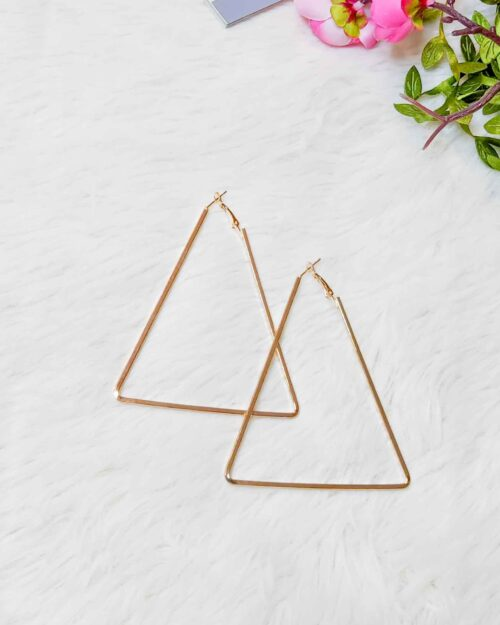 Gold danglers triangle
